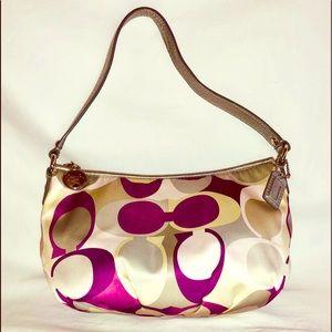 Coach wristlet/mini bag